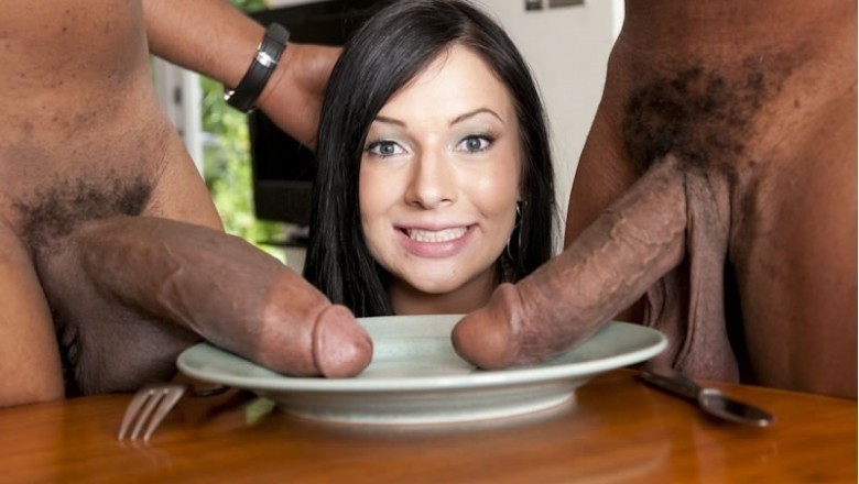 Top 10 Porn Star With The Biggest Black Cocks