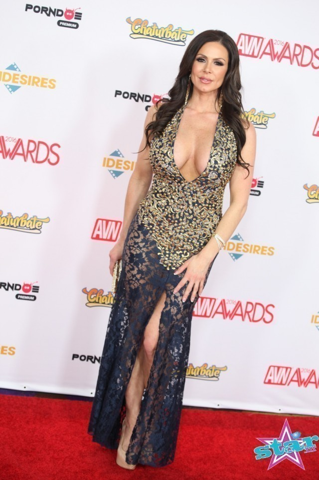 2016 Avn Awards Best Dressed  Adult Candy-3808