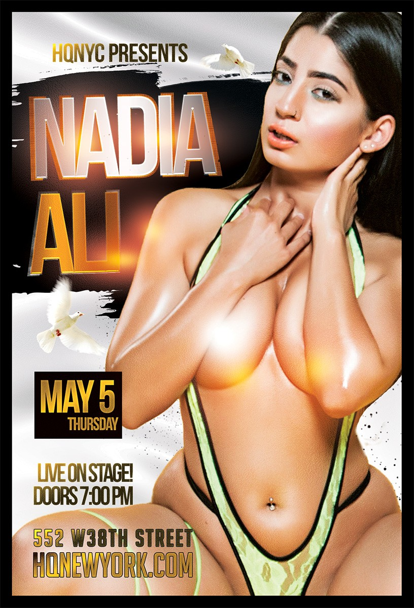 Hqnyc Hosts Feature Dance Debut Of Nadia Ali May 5  Adult -3590