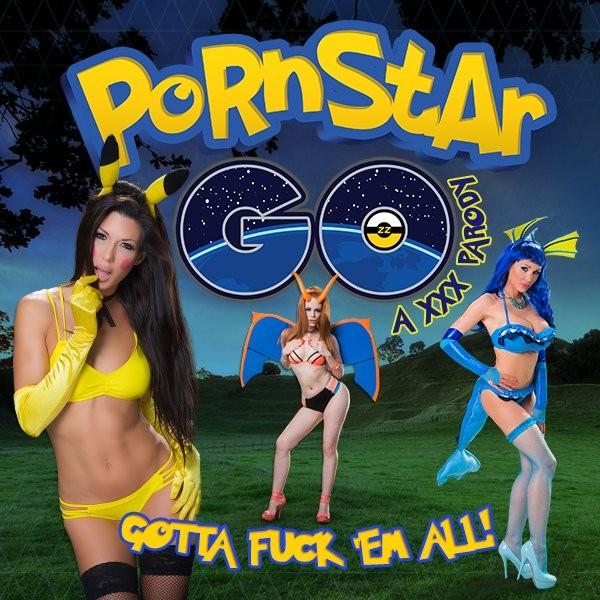 Pokemon go (xxx-parody)