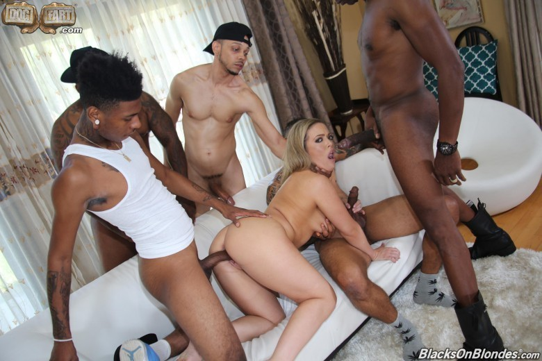 Porn Valley Dogfart Network The King Of Interracial Porn Brings In The Star Power With Their Newest Blacksonblondes Release Featuring Carmen Valentina