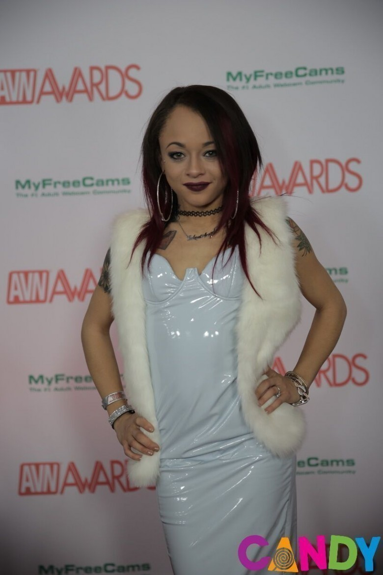 Avn Awards Red Carpet Worst Dressed  Adult Candy-4560