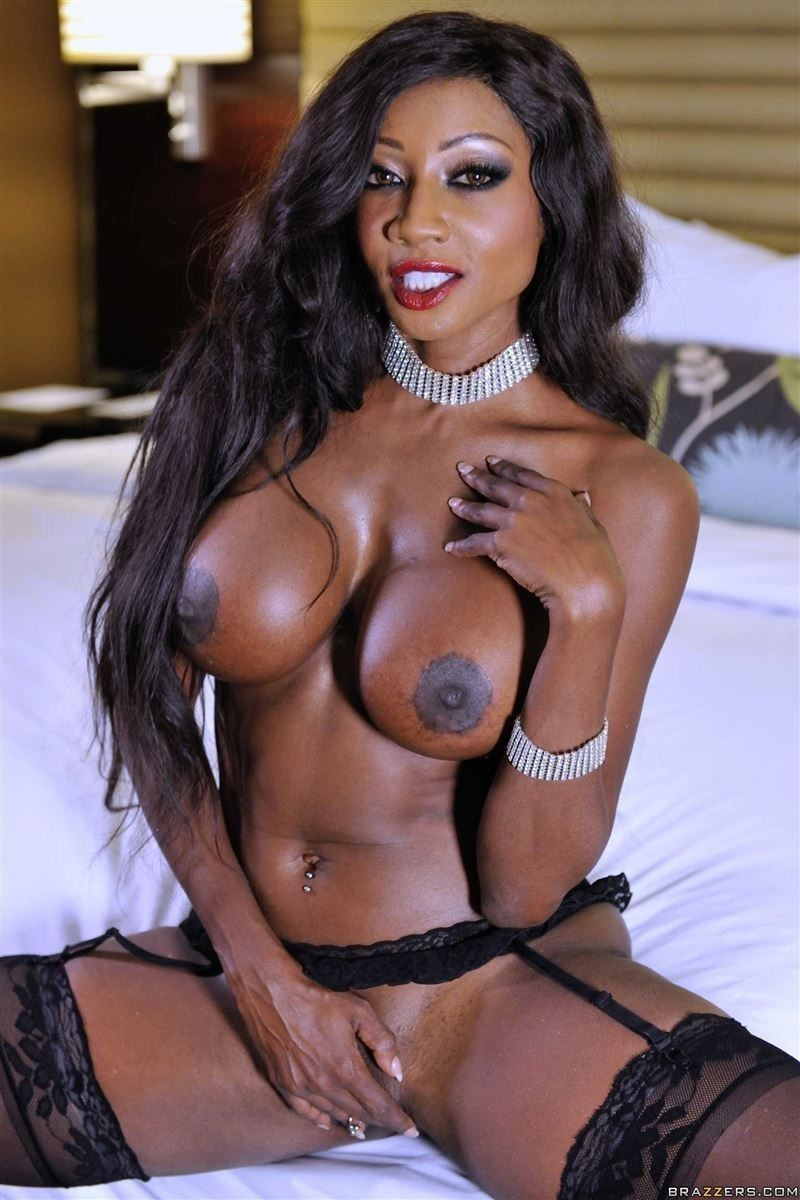 Best new ebony porn stars