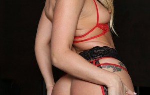 AJ Applegate Exclusive Super Bowl Weekend on ArchAngel Site