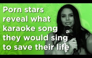 Porn Stars' 'Karaoke For Your Life' Songs