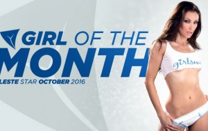 Celeste Star Girlsway October 2016 Girl of the Month