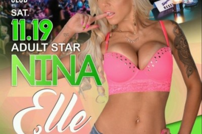 Nina Elle Feature Dancing At Sapphire Las Vegas