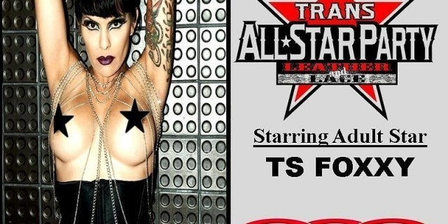 Trans All Star Party at Ego Nightclub Feb 19th