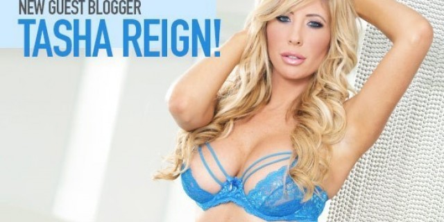 Adult Empire Welcomes Tasha Reign as Exclusive Guest Blogger