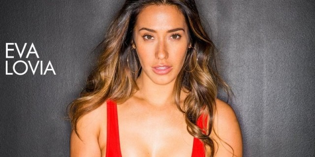 Eva Lovia Makes Blacked Debut!