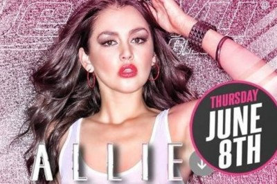 Allie Haze at Deja Vu Gentlemen's Club