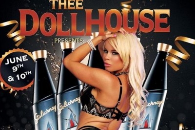 Nikki Delano Set to Feature at Thee Dollhouse in Tampa, Florida