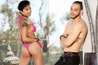 Power Couple Honey Gold & Donny Sins Sign with OC Modeling