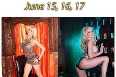 Stormy Daniels at The Gold Club Center City in Philadelphia