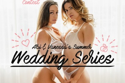Abigail Mac & Vanessa Veracruz Launch Pornhub Wedding Series Contest