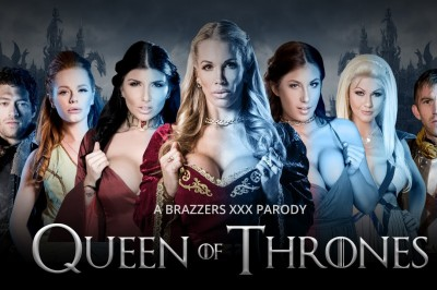 Queen of Thrones, A Brazzers XXX Parody