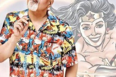 Comic Book Legend George Pérez Gets Interviewed by Monthly Fetish