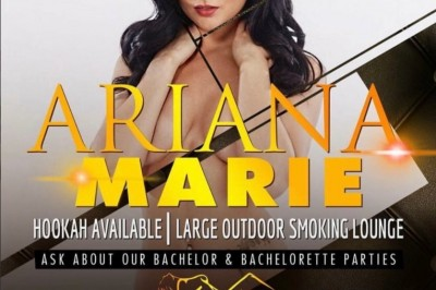 Ariana Marie headlines Connecticut's Mystique Gentlemen's Clubs