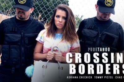 PureTaboo upcoming release, Crossing Borders