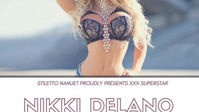 Nikki Delano Headlining at Stiletto in Nanuet, NY