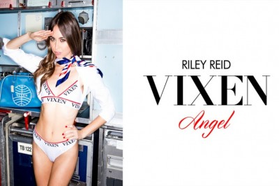 Riley Reid Newest Vixen Angel