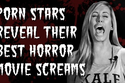 Top 'Horror Movie' Porn Star Screams