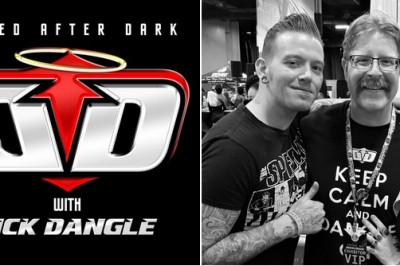 Johnny Goodluck Scores Interviews with Inked After Dark & Fleshbot