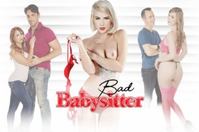 Ryan Driller Stars in Digital Playground's Original Series The Babysitter