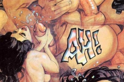 Best Erotic Comics