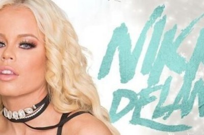 Nikki Delano Featuring at Cheerleaders in Pittsburgh, PA