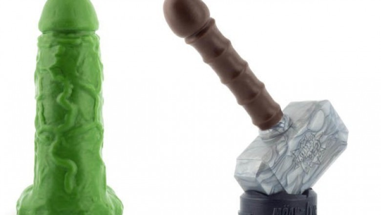 Avengers Infinity Wars Sex Toys - Love or Leave It?