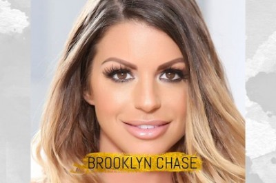 Brooklyn Chase Is Ready to Rock Gold Club Centerfolds for 4 Incredible Nights!