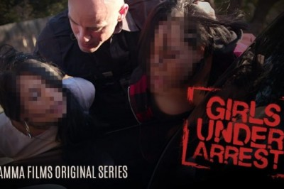 Gamma Films Presents a New Six Episode Original Series, Girls Under Arrest