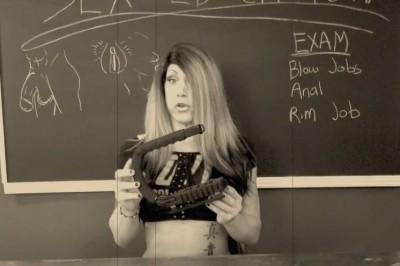 School Is in Session…Kimber Haven Educates Clip Makers on Filming Techniques