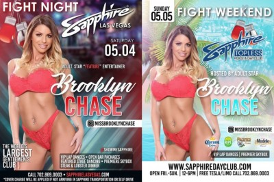 Brooklyn Chase Heads to Sin City to Feature at Sapphire & Host Pool & Dayclub