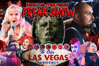 L.A.'s, Freak Show,  takes up residency in Las Vegas @ The Erotic Heritage Museum