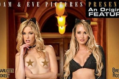 Charlotte Stokely, Brett Rossi Featured in 'The Kitten Klub'