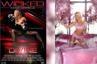 Jessica Drake is 'Divine' in Brad Armstrong's Wicked Trailer