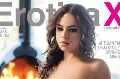 Autumn Falls Gets Cover of New Erotica X Release 'Internal Love'