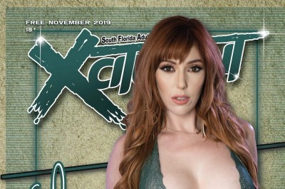 Pick Up November 2019 Issue of Xcitement with Lauren Phillips on the Cover