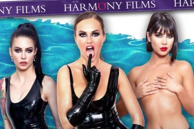 Tina Kay Directs, Stars in 'Tina's Fetish Spa' for Harmony Films
