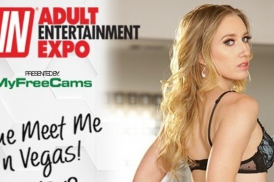Riley Reyes Ready to Takeover Sin City with Signings at AEE & Attending AVN Awards