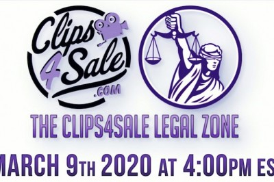 Clips4Sale's Legal Zone Will Be in Session Monday with Neil & Corey Silverstein