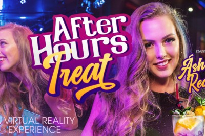 Ashley Red is 'After Hours Treat' for VR Bangers