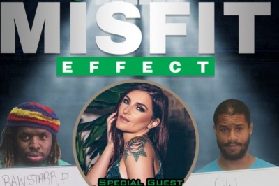 Adreena Winters Guests on Misfit Effect Podcast