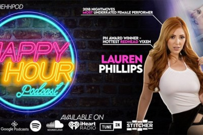 Soulful Ginger Lauren Phillips Entertains & Educates on The Happy Hour Podcast