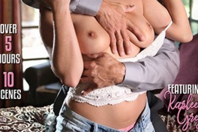 XXX Trailer: 'Young Girls with Older Men - 2' featuring Karlee Grey