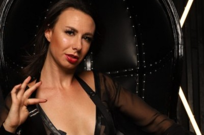 Mistress Katherine Releases Tantric Clip with Binaural Beats