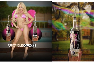 Nikki Delano Now Has a Limited-Edition Collector's Series Bong for 420 Lovers through Upcycle Glass